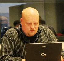 Pääluottamusmies Juha Honkakoski