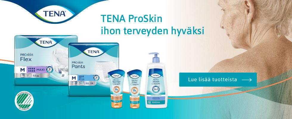 Tena ProSkin - lue lisää tuotteista